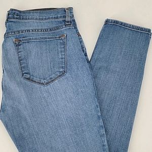 J Brand Lt Wash Santorini Skinny Jeans Sz 32